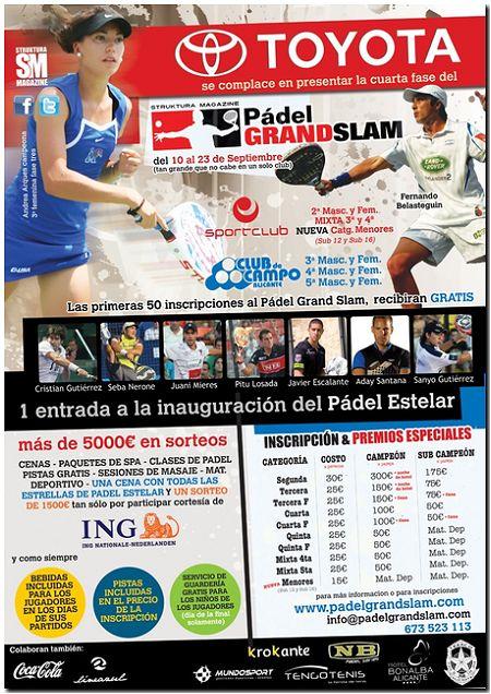 Padel Alicante: Noticias
